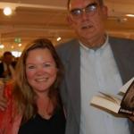 Rob Hoogland met Sylvia Witteman