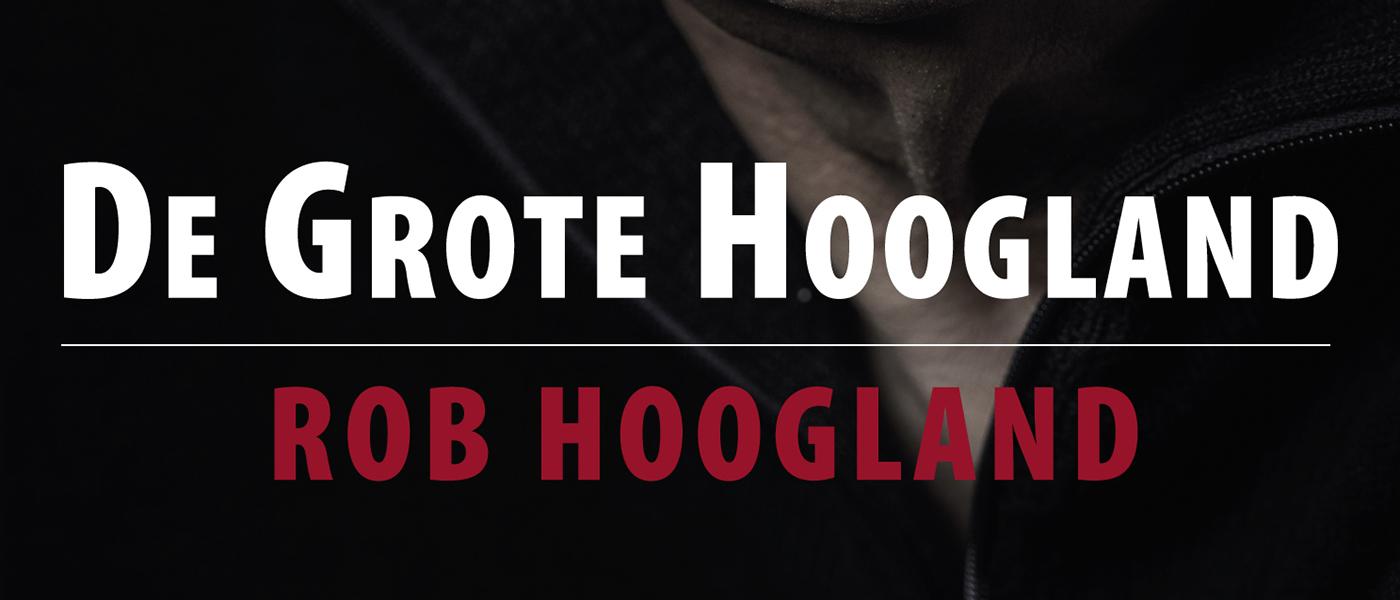 Rob Hoogland signeert