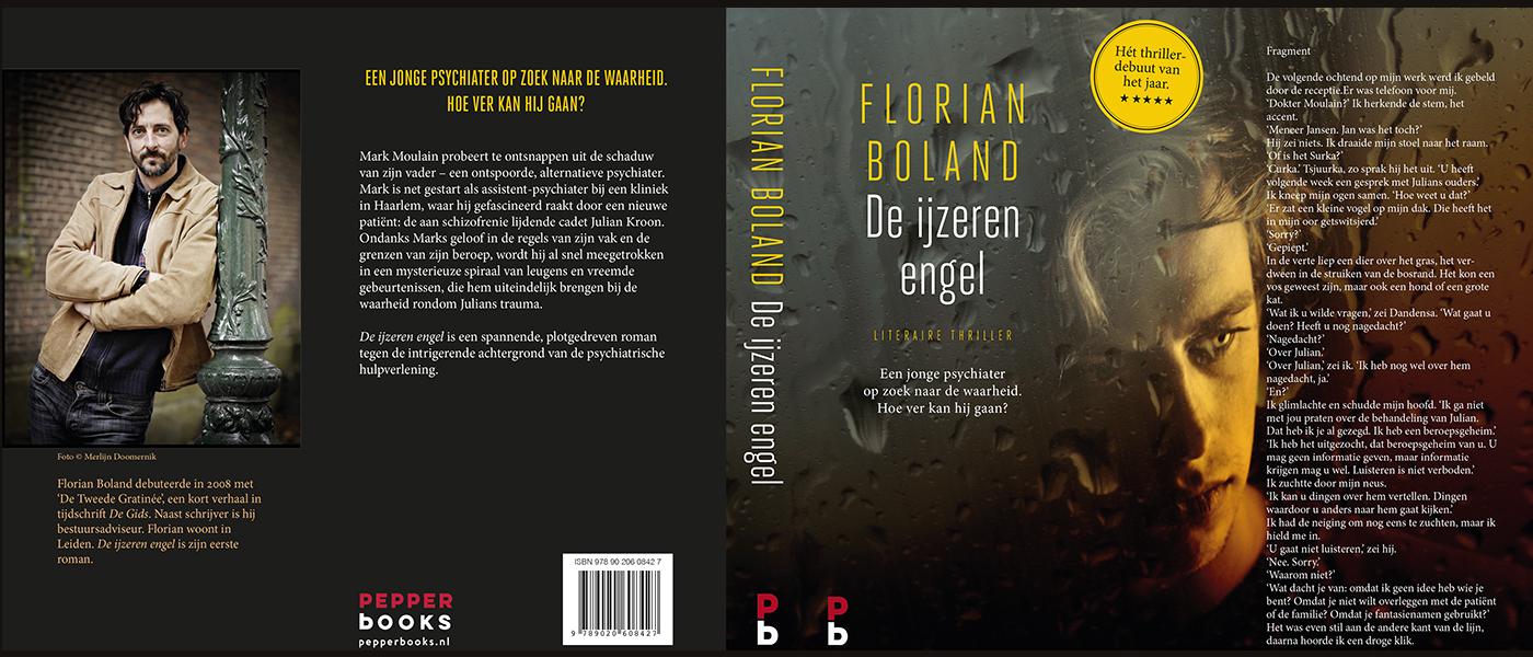 presentatie De ijzeren engel Florian Boland