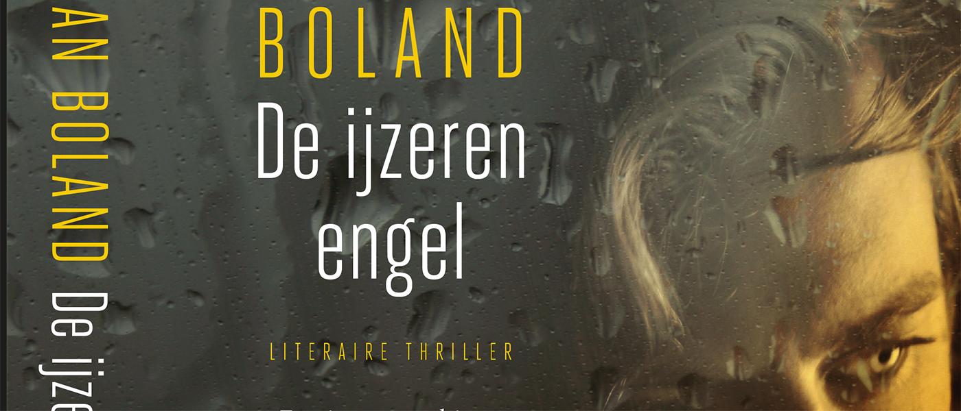 Boekpresentatie De ijzeren engel van Florian Boland