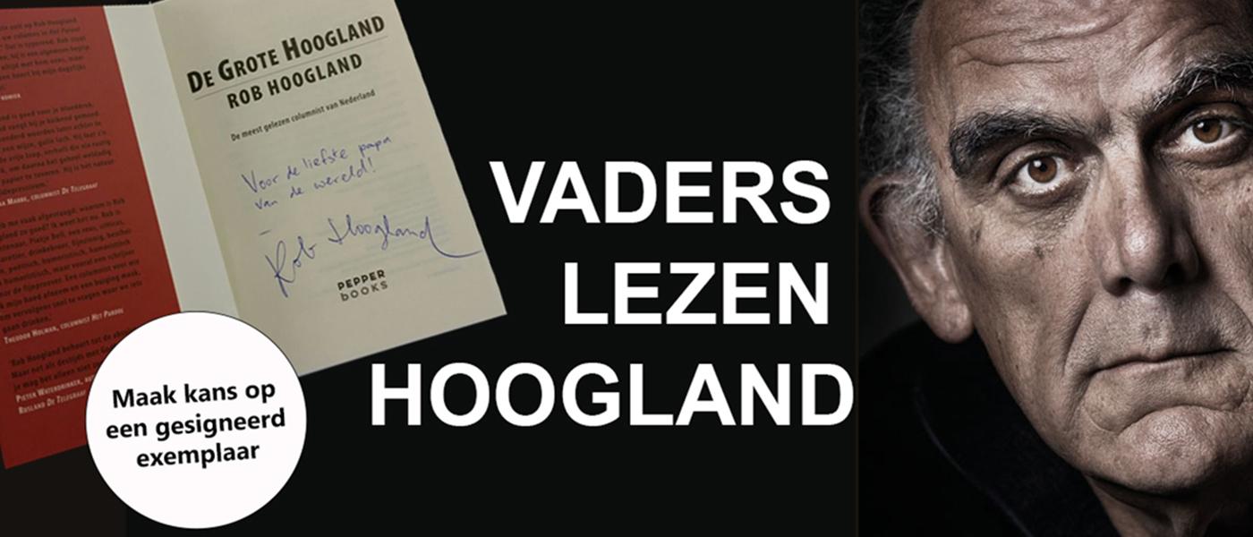 Vaders lezen Hoogland