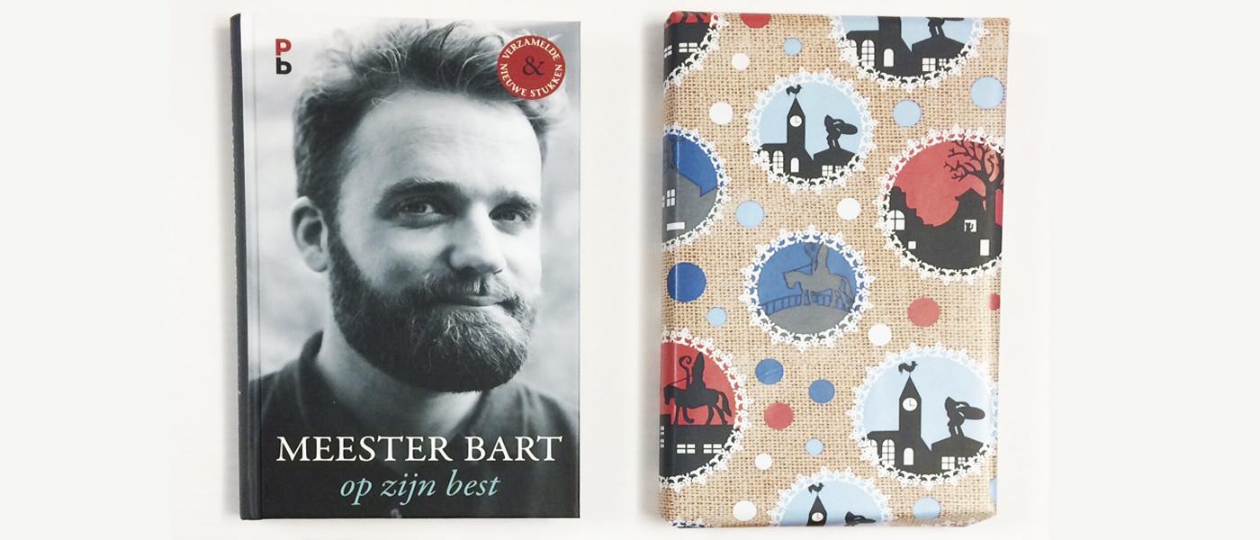 Maak kans op een exemplaar van Meester Bart op zijn best