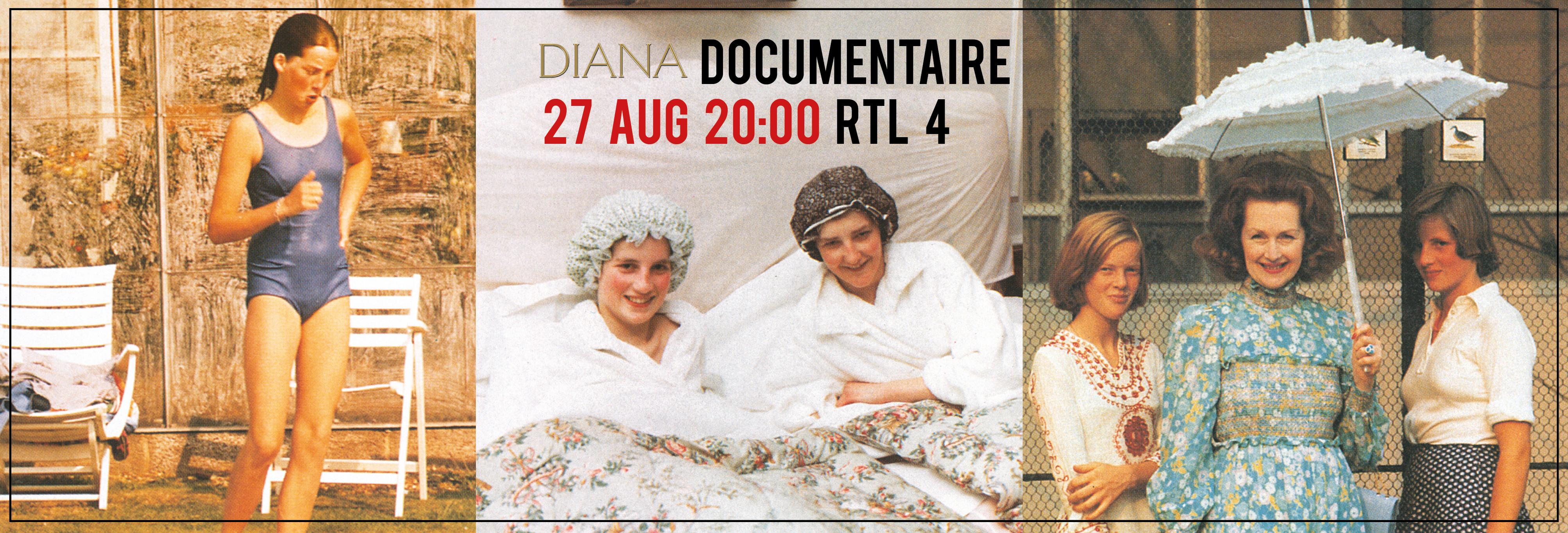 Diana. Haar eigen verhaal documentaire
