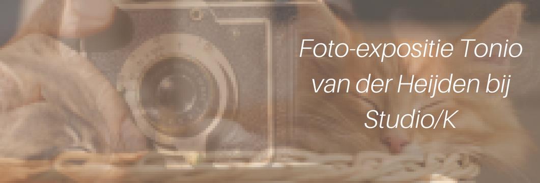 Foto-expositie Tonio van der Heijden bij StudioK
